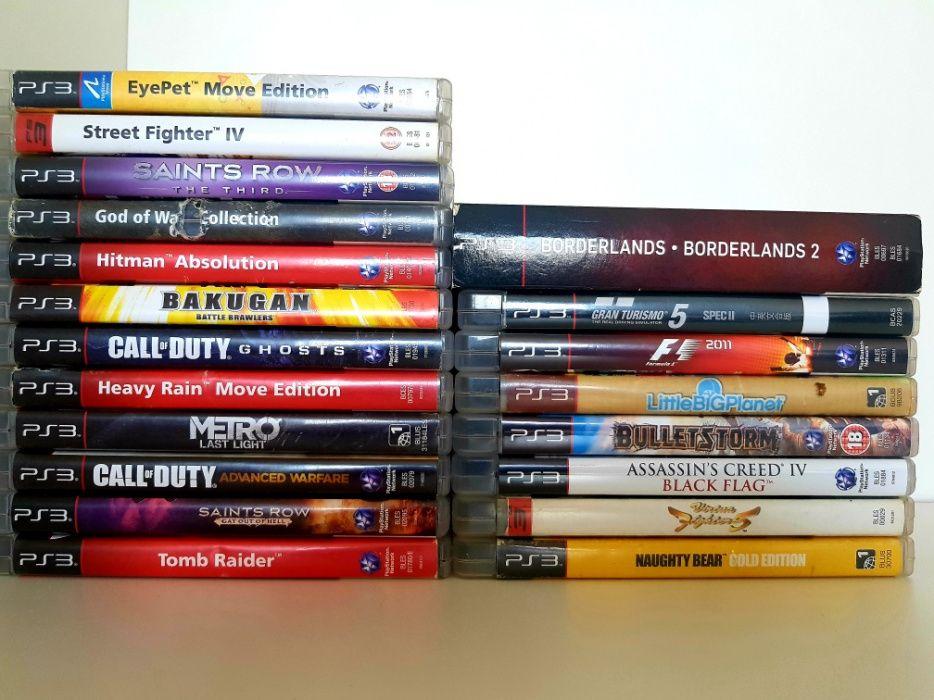 Jogos Originais p/ a tua PlayStation Network|Colecção de Jogos