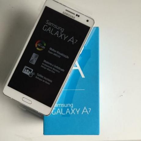 Samsung galaxia A7 disponivel