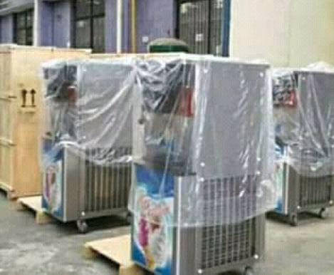 Máquina de gelados