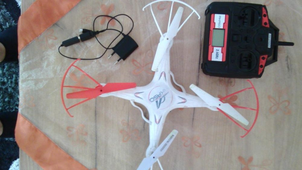 Drona marca arcaso