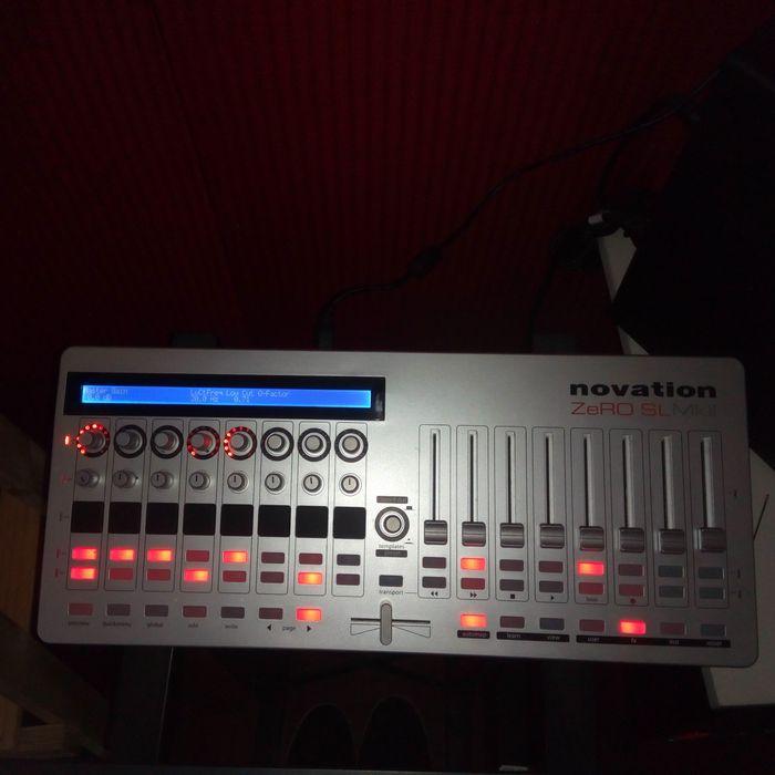 DAW Controller Navation sl zero II