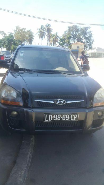 Hyundai Tucson V6 (4wd)