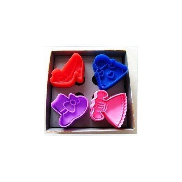 Набор плунжеров для мастики и печенья