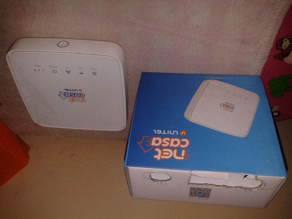 Router wi-fi 4G Net Casa