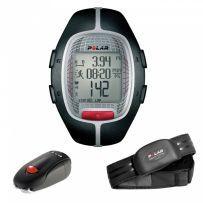 Ceas POLAR RS 300x / POLAR RS 100 / Senzor cardiac / Senzor deplasare