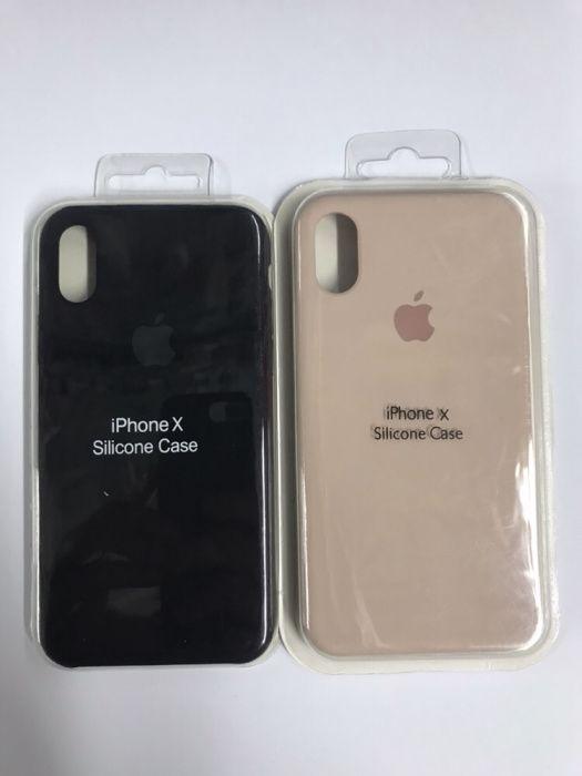 IPHONE X capa silicone original