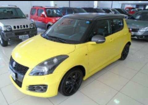 Suzuki Swift novo 0km