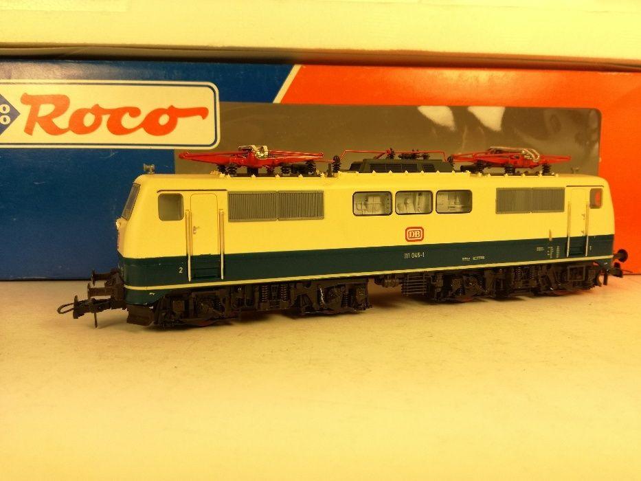 Locomotiva HO - BR 110 / 111 - Roco - trenulet electric