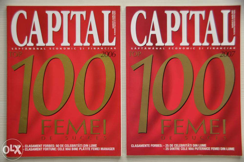 Cataloage revista CAPITAL