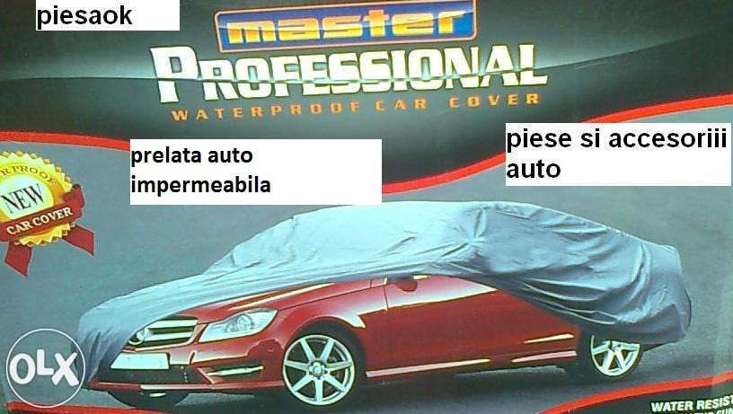 Prelata auto impermeabila Master Profesional Audi bmw vw seat skoda ++