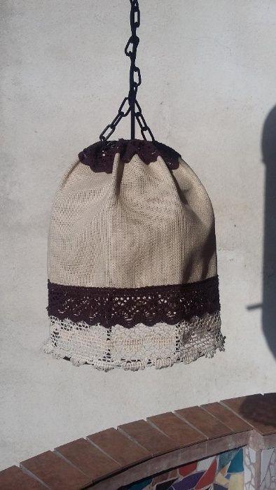 Lustra vintage (handmade)