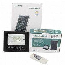 Proiector 42LED SMD 25W cu Panou Solar si Telecomanda IP67