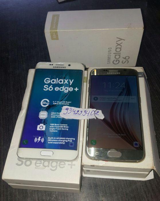 Disponível Galaxy S6 Flat e S6 Edge PLUS Cada Um com seu preço.