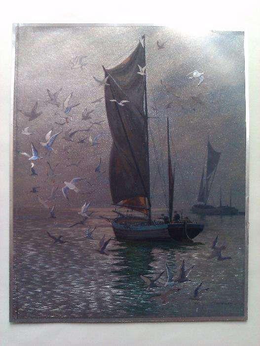 Dufex prints tablou folie metalica