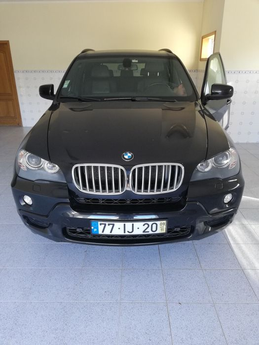 Vendo BMW X5 x-drive 35