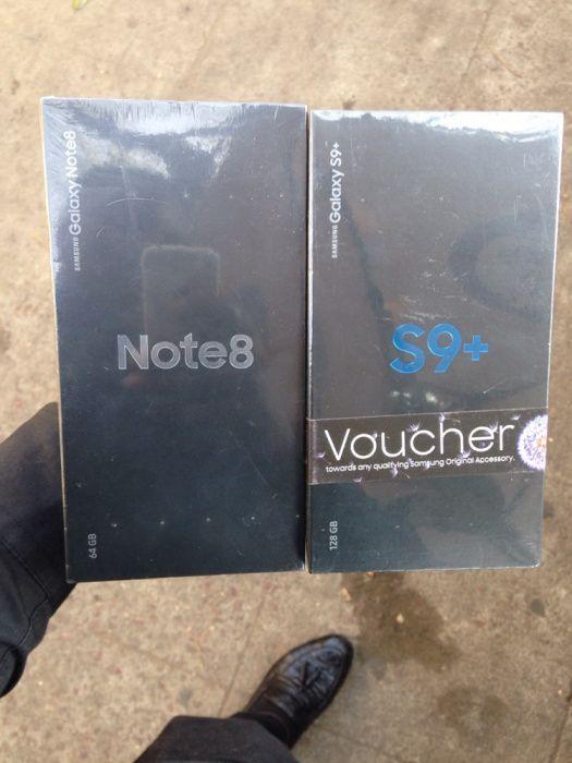 Galaxy note8 e s9+ ha bom preço