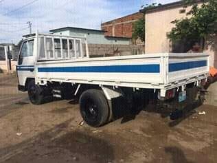 Camioneta canter D 35 em condiçoes