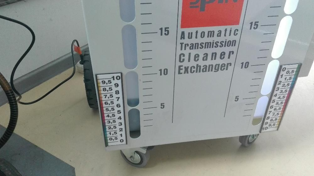 Пълна смяна на масло на автоматични скоростни кутии Мерцедес