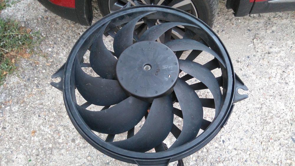 Вентилатор за охлаждане за Ситроен-Пежо-Фиат-бартер