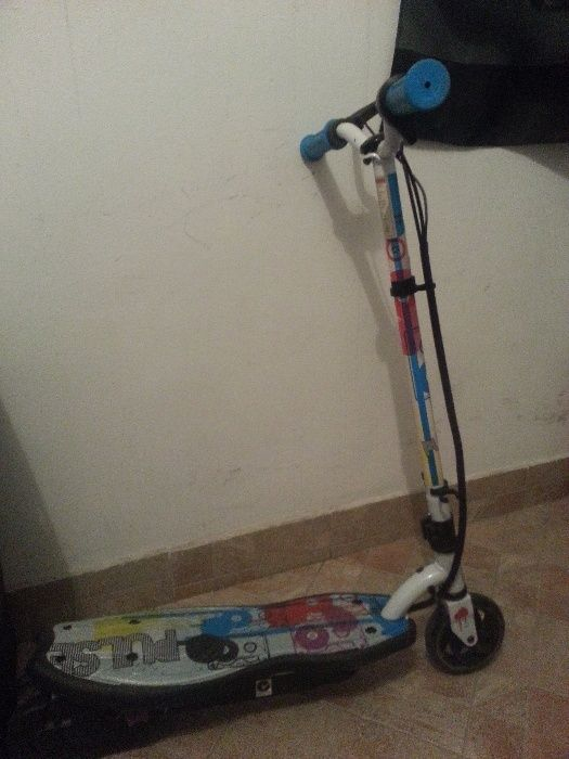 електрически скутер тротинетка