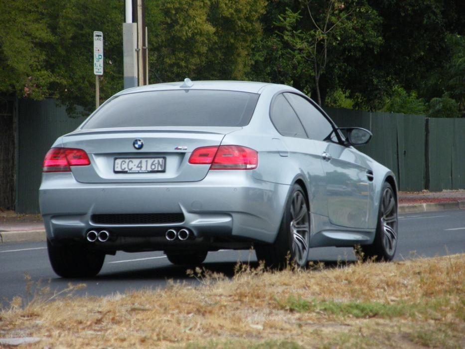 BMW M3 на части