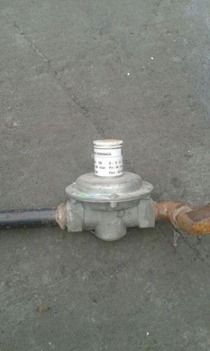 regulator gaz centrala termica