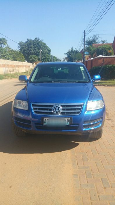 Vendo VW Touareg Diesel Auto 4x4