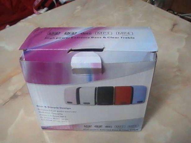 Boxe audio portabile V