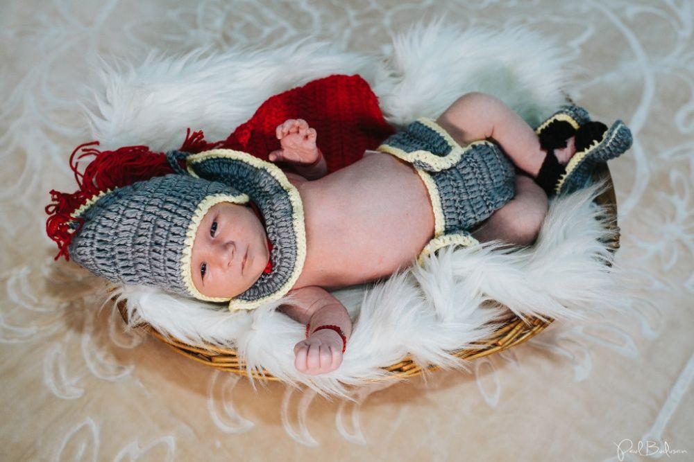 Costum bebe - Gladiator / Troia / Roman