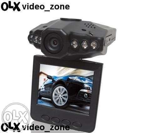 Записваща камера Full Hd - Dvr регистратор, за автомобили - аудио виде