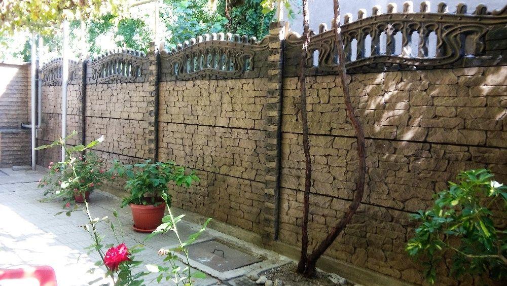 Декоративни огради от бетон
