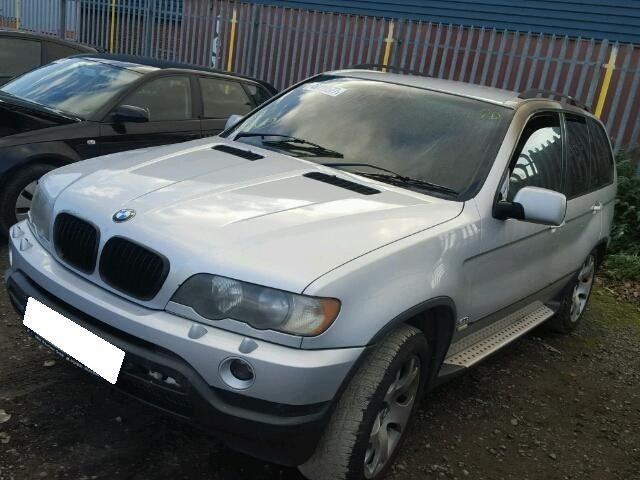 Dezmembrez BMW X5, E53, 3.0D, an fabr.2001