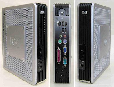 CPU Hp compaq T5740