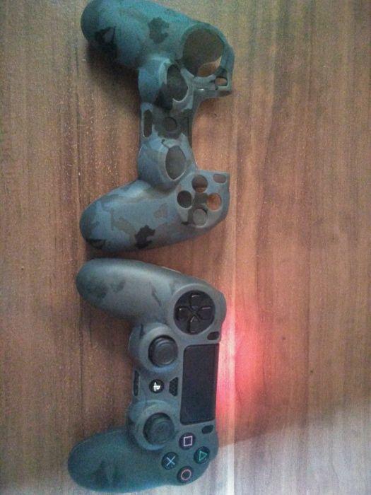 capas de comando de PS4