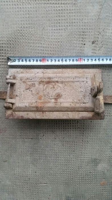 Usa / usita cenușar soba din fonta