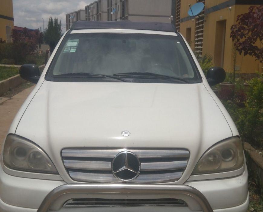 Mercedes AMG 430ML