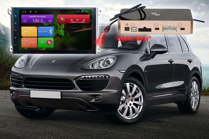 Автомагнитола Андроид Porsche/BMW/Volkswagen Усть Каменогорск RedPower