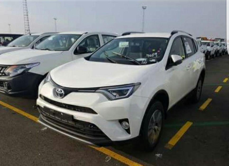 Toyota Rav4 avenda