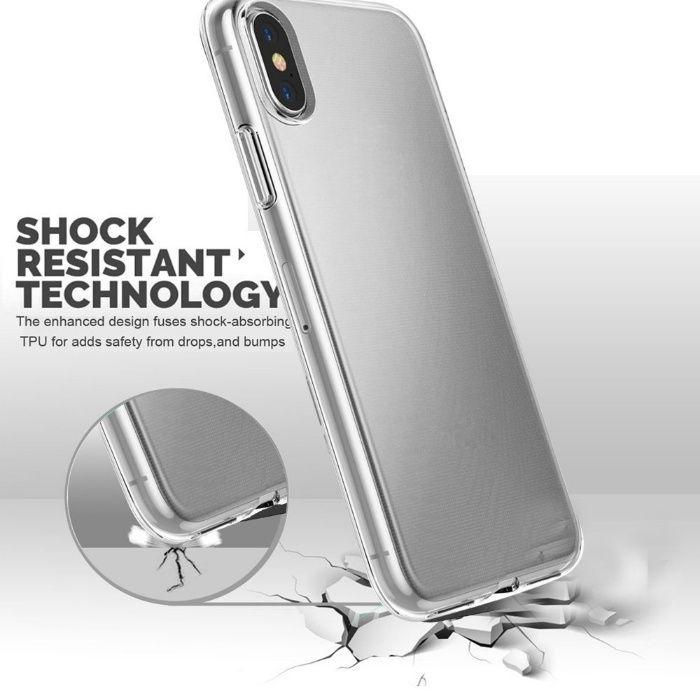 Husa Ultra Slim 360 Grade Fata+ Spate iPhone X