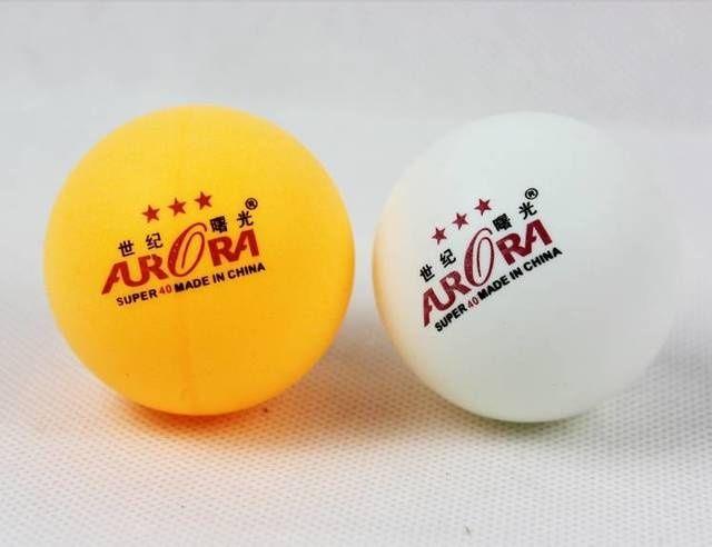 Шарики для настольного тенниса пинпонг