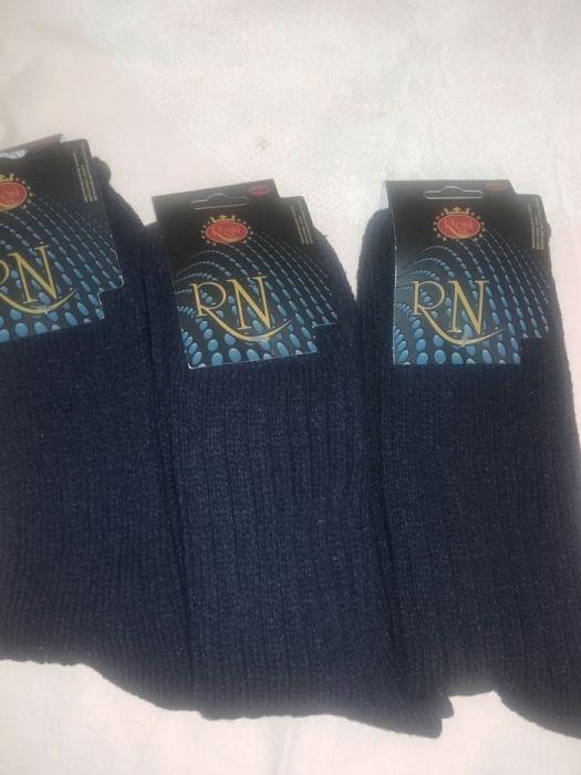 Мъжки вълнени чорапи 2,00 за чифт