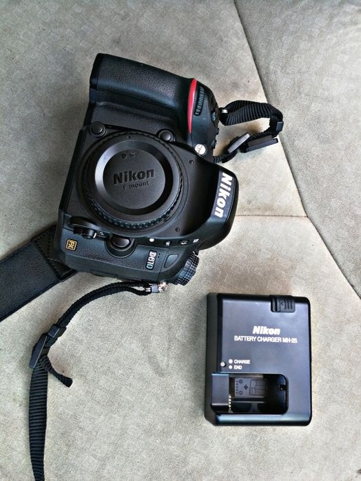 Nikon D610 Body + carregador