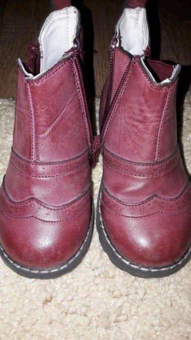 Pantofi din piele copii