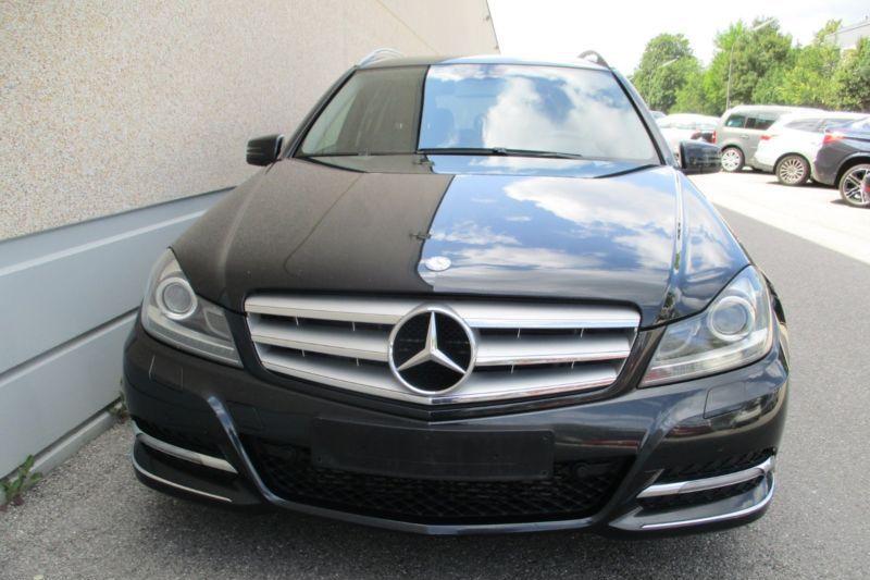 Мерцедес Mercedes W204, S204 Facelift На ЧАСТИ