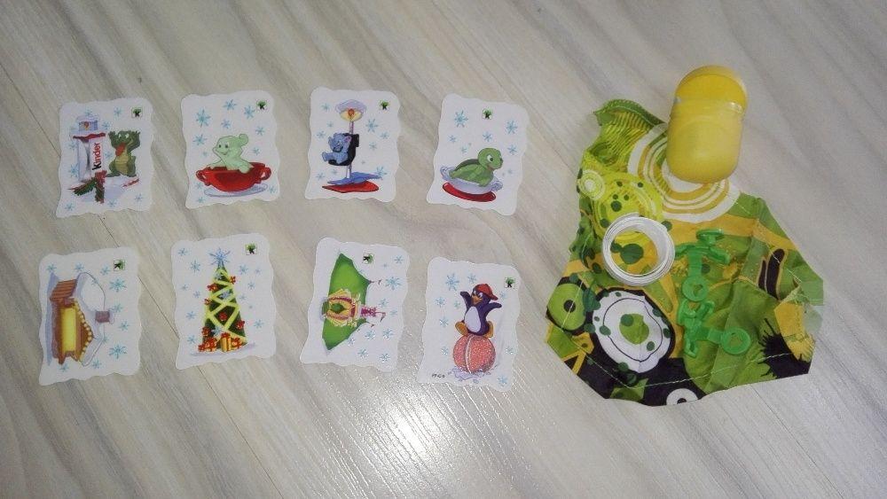 играчки и части от Киндер