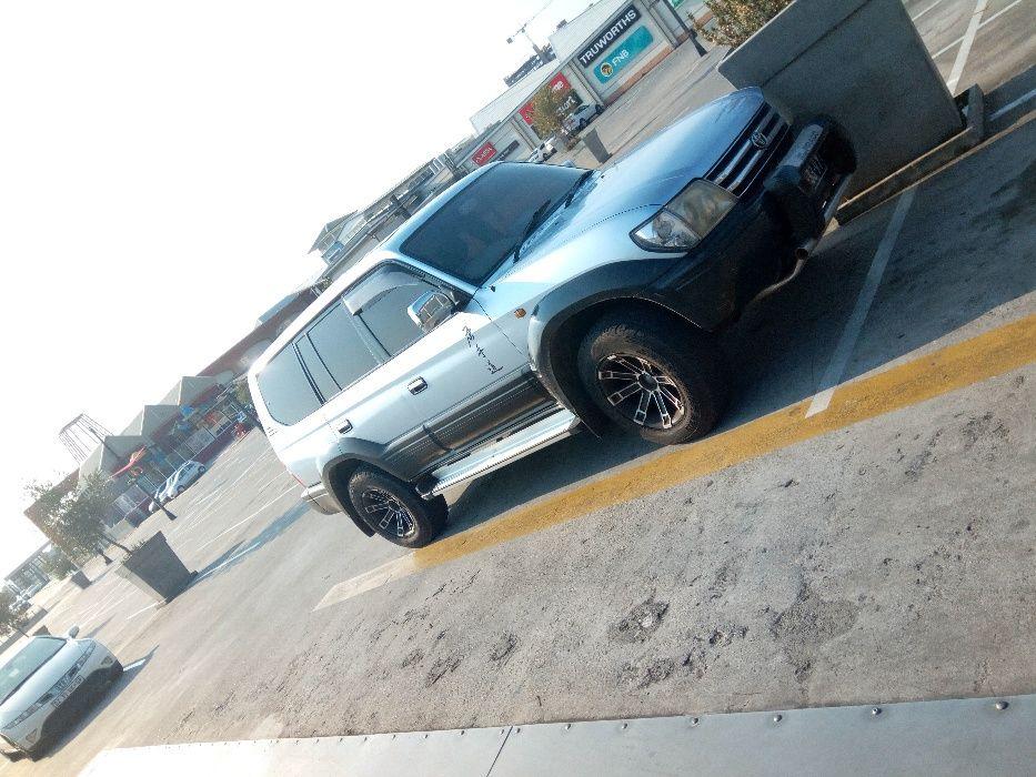 Land Cruiser Prado TZ