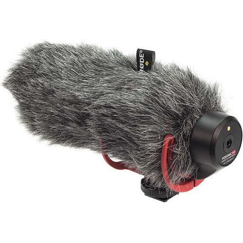Vendo Rode DeadCat GO Escudo de Vento para Peles Artificiais para o Vi