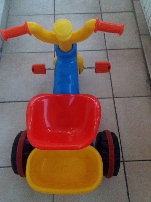 Vand tricicleta