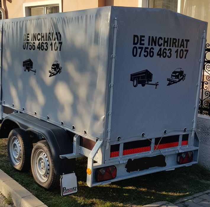 Remorca 750 kg 250 X 130