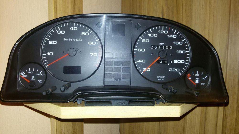 Километражно табло за АУДИ 80 Б3-Б4